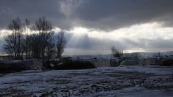 Syrian Refugees Experience 'The Psychological Warfare' Of Winter