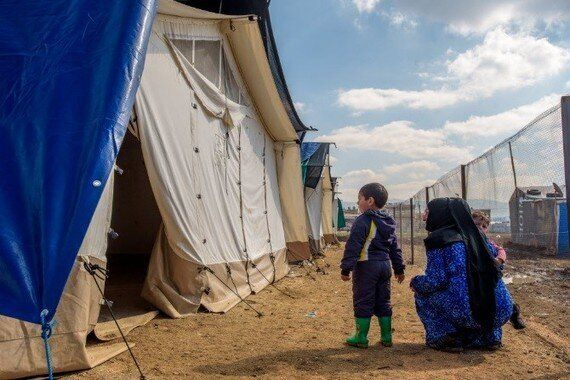 Why Parenting In A Refugee Camp Can Be So