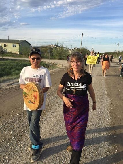 Attawapiskat Youth Are Ready To Show Canada Their
