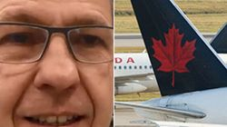 WATCH: The Air Canada Christmas Miracle Isn't What You