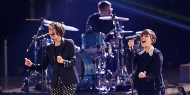Juno Awards 2014: Arcade Fire, Tegan And Sara, Serena Ryder Take Home Early Awards At Gala