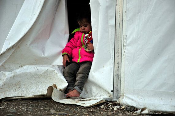 World Refugee Day: Protecting Children Whose Only Home Is