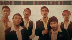 Guys Sing A Capella Version Of Bollywood's Musical History, Nails