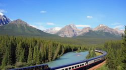 5 Reasons To Travel By Train Across Western