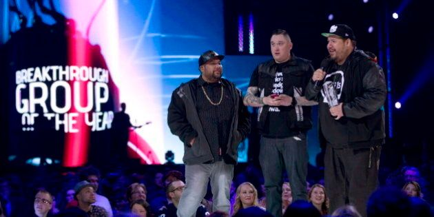 A Tribe Called Red Call Juno Award A Win For Aboriginal Youth: 'It Belongs To All Of