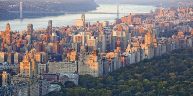 Central Park, Upper West Side, New York City, New York, United