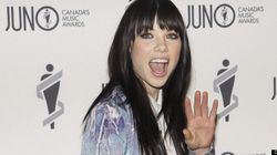 Juno Awards 2013 Red Carpet Photo