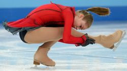 Should Olympians Be Figure Skating To 'Schindler's