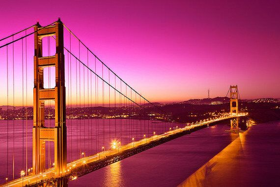 The Best U.S. Cities To Visit On Valentine's