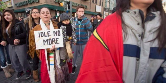 Idle No More Targets North America's Busiest