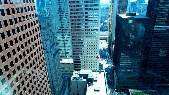 My Escape To Toronto's Trump