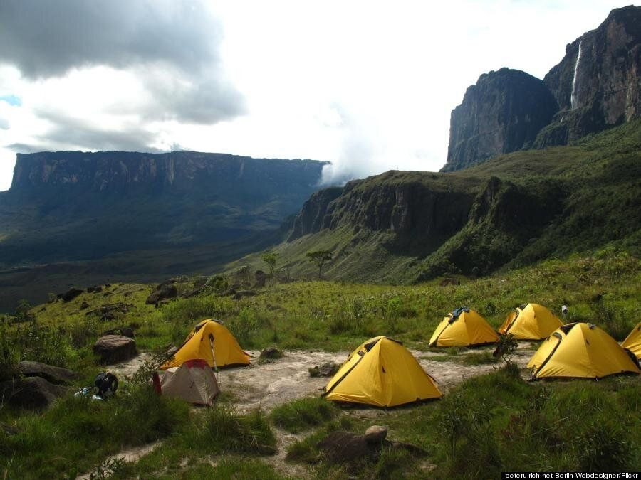 These Photos Of Mount Roraima's Breathtaking Views Will Leave You