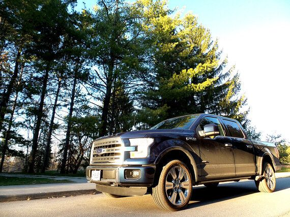 Finding The Right Truck For A Countryside Road
