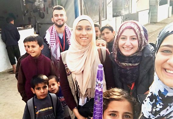 What I Learned On My Medical Mission To A Jordanian Refugee