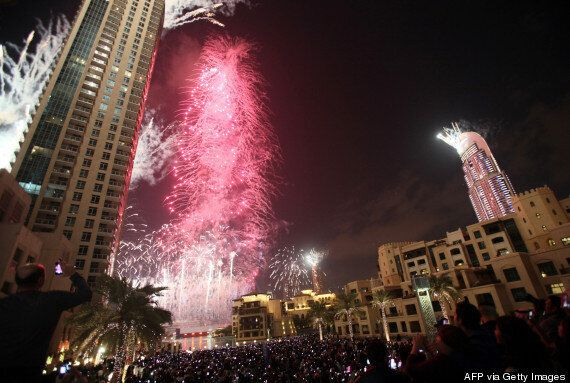 New Year's Eve Fireworks 2013: 5 Displays You Can't