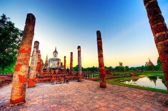 5 Thai Towns That Are Just As Cool As