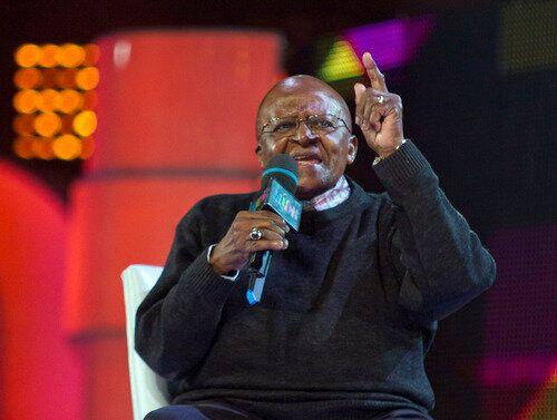 Star Power: The Hero's Hero, Archbishop Desmond