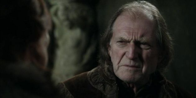 David Bradley Of 'Game Of Thrones' Knows You Still Hate Him For The Red Wedding, But He's OK With