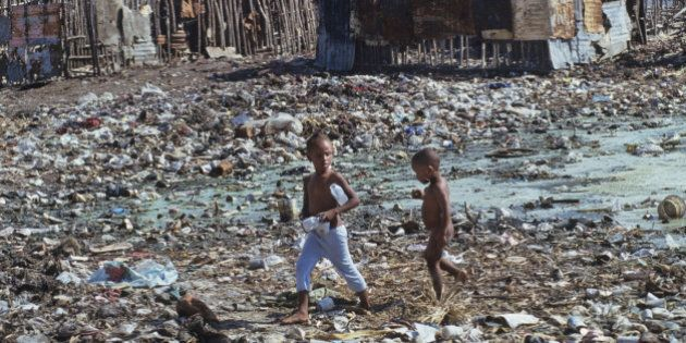 These environmental refugees are among the most disadvantaged people in the world.