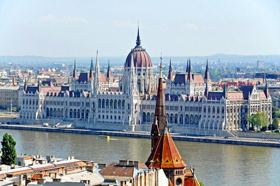 The Top 5 European Cities For A Summer