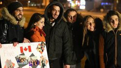 Ontario Community Shines As Syrians Welcomed to