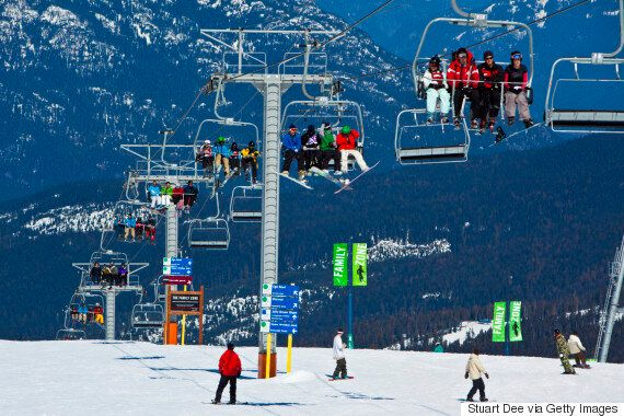 Canada's Top 5 Family-Friendly Ski