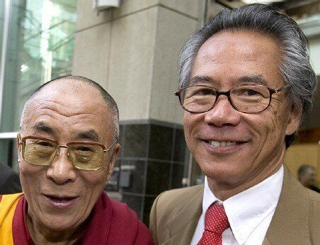 Change Maker: Victor Chan's Voyage Of Compassion With The Dalai