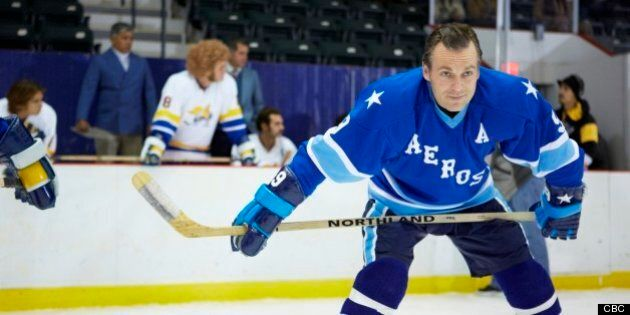 Gordie Howe, Mr. Hockey, Played By Stargate's Michael Shanks In New