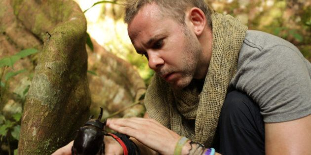 Dominic Monaghan On 'Wild Things' And His Obsession With