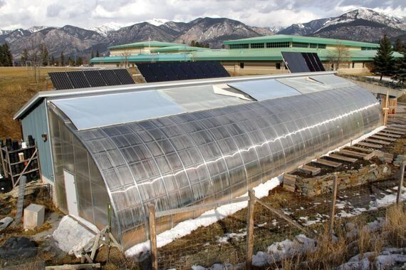 Passive Solar Greenhouses: A Way to Produce Local Food With Less