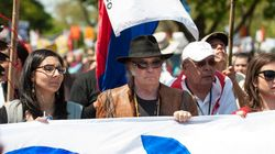 Neil Young Warns There Will Be 'Hell To Pay' At Anti-Keystone