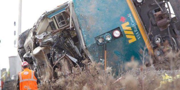 Via Rail Derailment Still Haunts