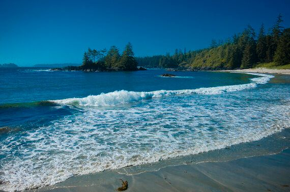 Ucluelet Offers a Wild West Coast