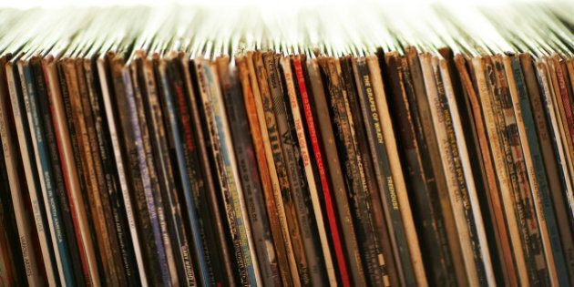 Don't Be Precious About Your Vinyl