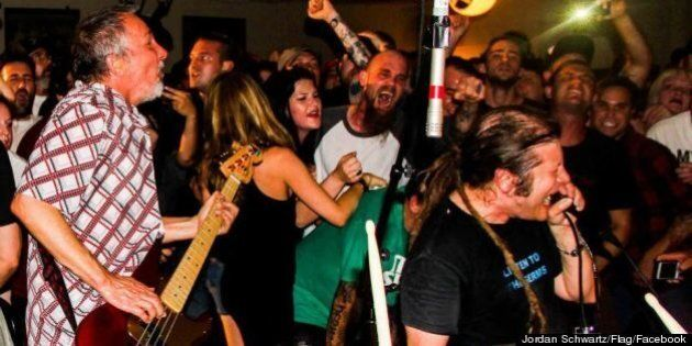 Black Flag Vs. Flag: How Dormant Hardcore Punk Legends Suddenly Became Two Legit