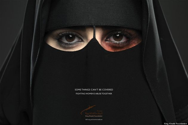 Saudi Arabia Launches First Campaign Exposing Domestic Violence Against