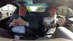 WATCH: Rob Ford, Deadmau5 Go For