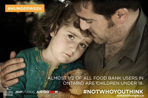 Hunger Awareness Week: Who Do You Think Uses the Food