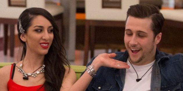 Jon And Neda: 'Big Brother Canada' Season 2 Couple