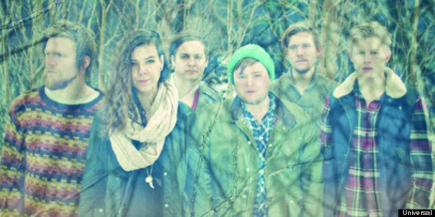 Of Monsters And Men Contest: Win A Chance To See The Icelandic Band In