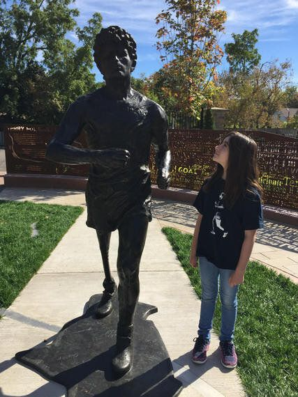 Terry Fox's Legacy Proves One Person Can Make a