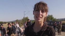 This Woman Helping Refugees In Macedonia Will Warm Your