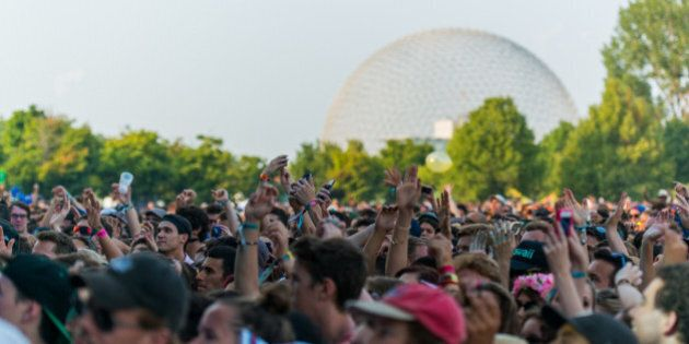 Osheaga 2014 Photos: OutKast, Chromeo And More Rock Montreal Music Fest's First