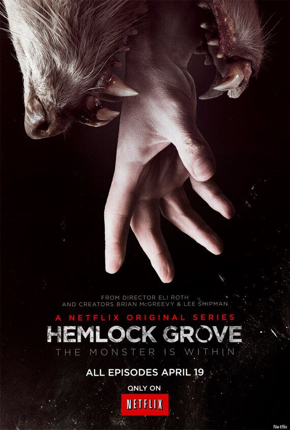 'Hemlock Grove' Poster: First