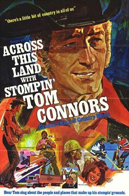 Stompin' Tom -- World's Best Travel Writer Moves