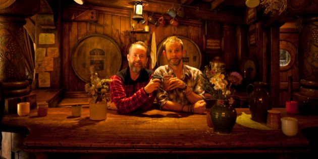 Dominic Monaghan And Billy Boyd: 'Lord Of The Rings' Stars Reunite For 'Wild Things'