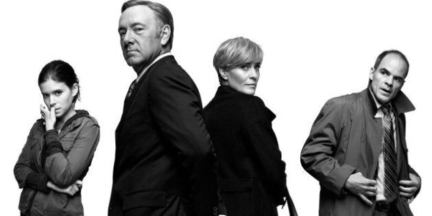 House Of Cards Season 1, Episode 5 Recap: A BBQ And A