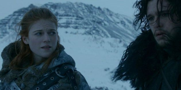 'Game Of Thrones' Season 3: Rose Leslie On What's To Come Between Ygritte And Jon