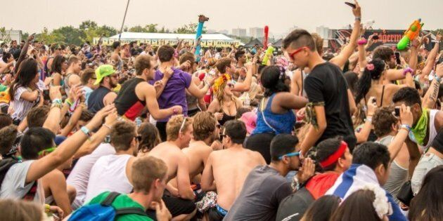 Veld Festival Deaths: Police Appeal For Video, Photos From Toronto Music