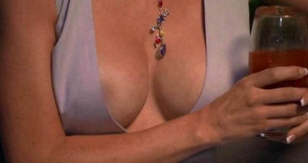 'Real Housewives Of Vancouver' Nip Slip Embarrasses Amanda